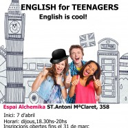 READY FOR ENGLISH! anglès per adolescents