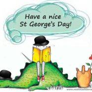 St.George's Day! Concurs de punts de llibre